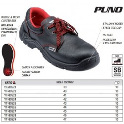 Work shoes PUNO SB Jato (JT-80521)