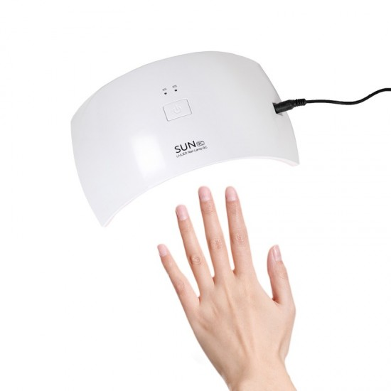 24 W combined UV and LED lamp SUN9C for gel manicure (3696725419721)