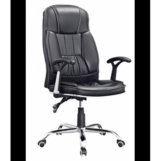 Office chair VANGALOO DM8198, black (5578085431309)