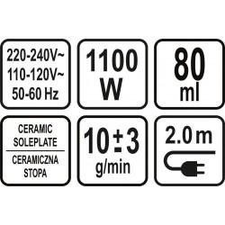 TRAVEL IRON 1100W (68100)