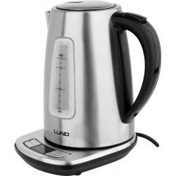 Electric kettle 1.7 l temperature control 1.7l (68195)