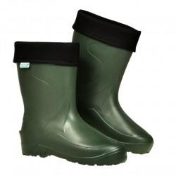 Insulated lightweight women's rubber boots EVA (BH9B6)