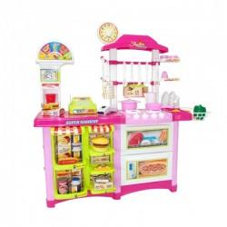Children's kitchen with accessories (R11)