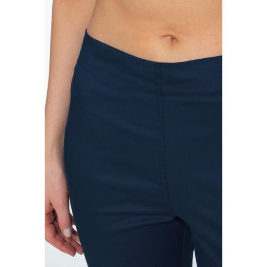 Medical pants for women, Soft STRETCH, dark blue (SE2-G2)