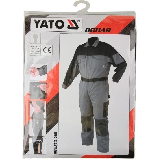 Work overalls DOHAR gray (YT-80420)