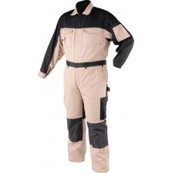 Work overalls DOHAR beige YATO (YT-80430-S)