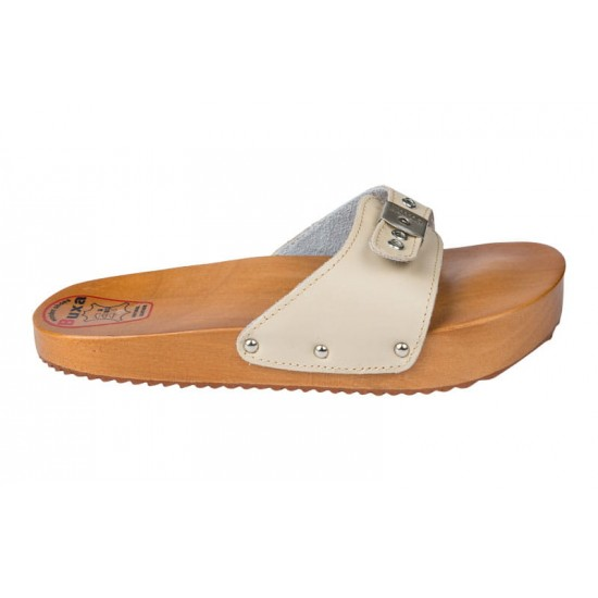 Anti-cellulite and spine health slippers (CE1-BE)