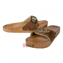 Anti-cellulite and spine health slippers (CE1-BR)