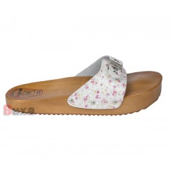 Anti-cellulite and spine health slippers (CE1-PU)