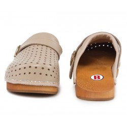 Anti-cellulite and spine health slippers (CE2-BE)