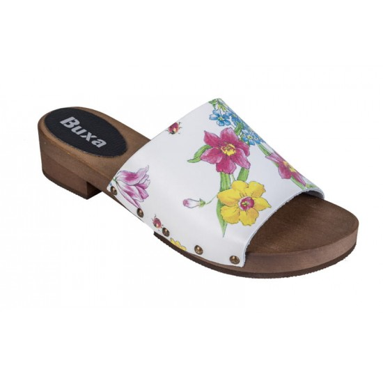 Flat heel shoes (L40-PUK)