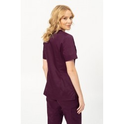 Medical blouse  (BE6-Bu)