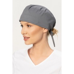 Medical hat, gray (CE1-S)