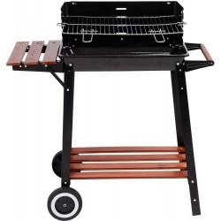 BBQ Grill | coal | 48x28cm (99585)