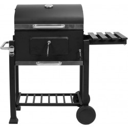 DELUXE coal-fi red grill (99588)
