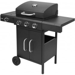 Gas grill 3in1, 11.6 kW. (99646)