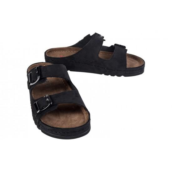 Women's slippers MEMORY (BZ110-M)