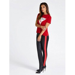 GUESS leather pants (W84B55WBQB0)