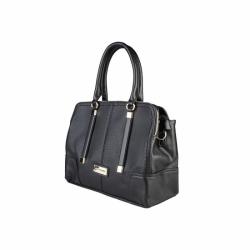 Pierre Cardin eco leather shoulder bag black (iza90-2814)