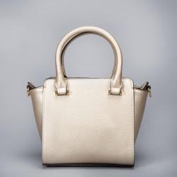Caprisa small handbag, light golden color (BS461002S17)